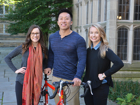 Three students reflect on their military service and life now at Yale