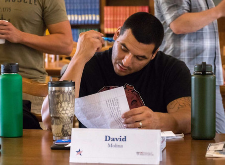 Warrior-Scholar Project guides Marine — a USC DPS officer — to success in school