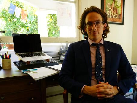2020 Warrior-Scholar Project Caltech Cohort Spotlight: William Doran