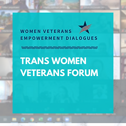 Trans Women Veterans Forum