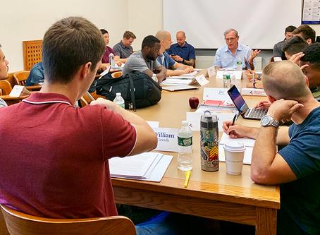 Warrior-Scholar Project Returns to Columbia University