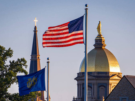 Notre Dame hosts fifth annual Warrior-Scholar Project, a path to college for some student veterans