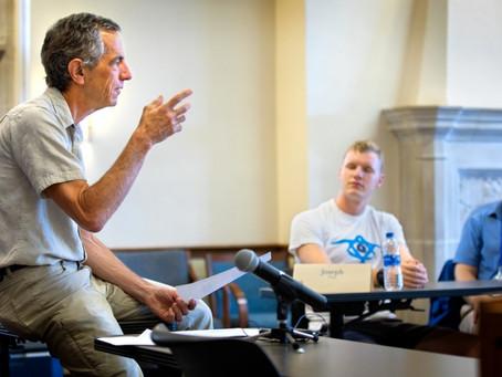 Warrior-Scholar Project helps veterans adapt to demands of the classroom