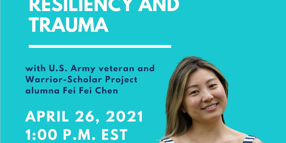 Women Veterans Empowerment Dialogues: Resiliency and Trauma