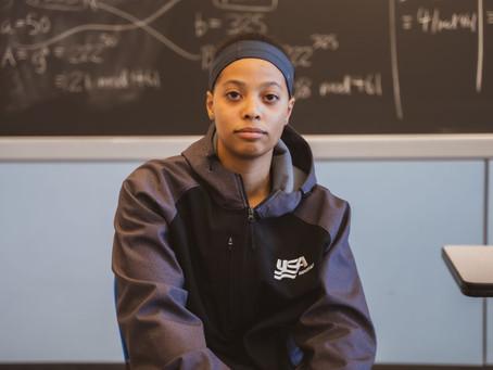 'It Starts With People Like Us': Warrior-Scholar Project Hosts 'Black Women In STEM'