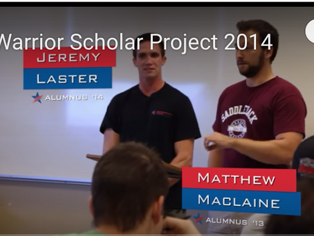Warrior-Scholar Project Film