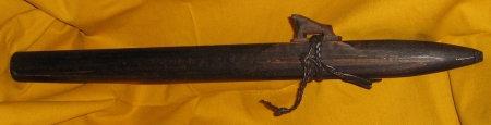 חליל אינדיאני - עץ בוק