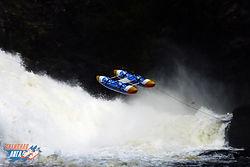 водопад Маманя на реке Кутсайоки
