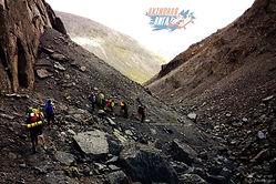 Хибины Перевал Рамзая