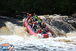 Рафтинг на реке Укса