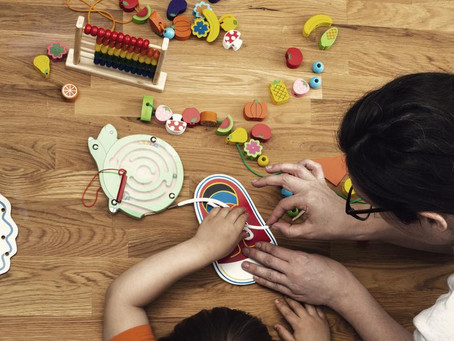 What Are Fine Motor Skills in Kids
