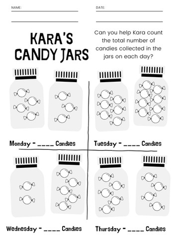 Candy Addition 3-5 #11
