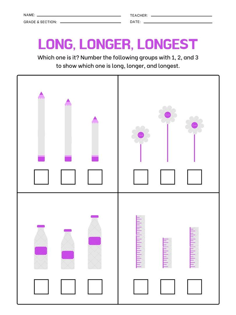 Length 3-5 #5