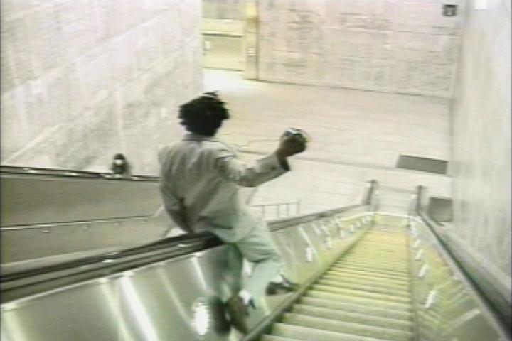 Fatlip Escalator Slide