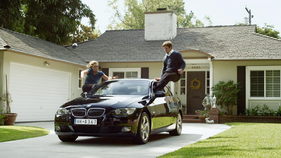 """BMW- """"Jump for Joy"""""""