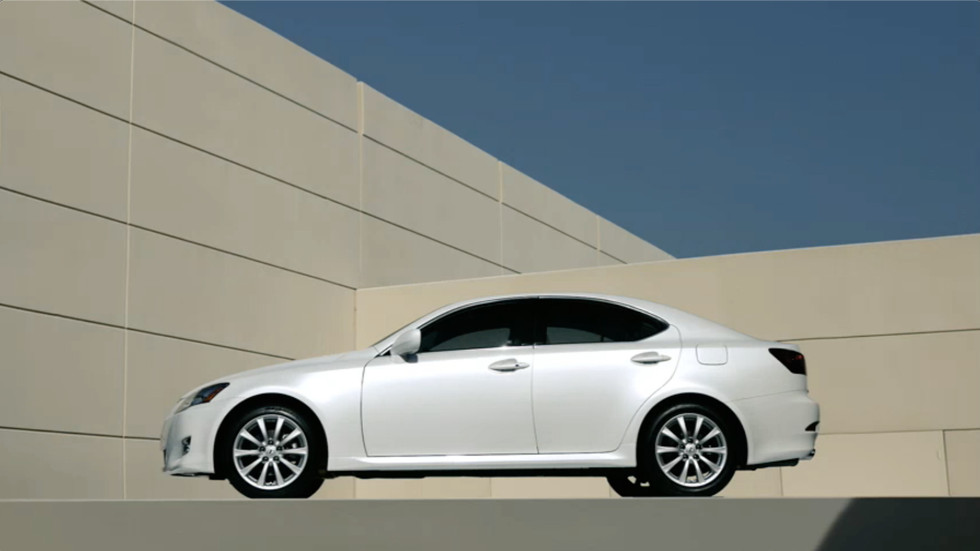 "Lexus- ""Time Lapse"""
