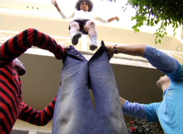 """Levis- """"Jumping into Jeans"""" TV Version"""
