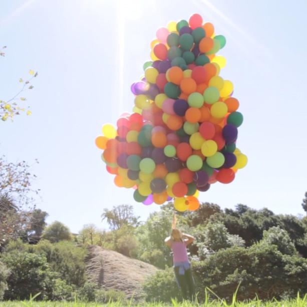 "Monster Audio- ""Balloon Girl"""