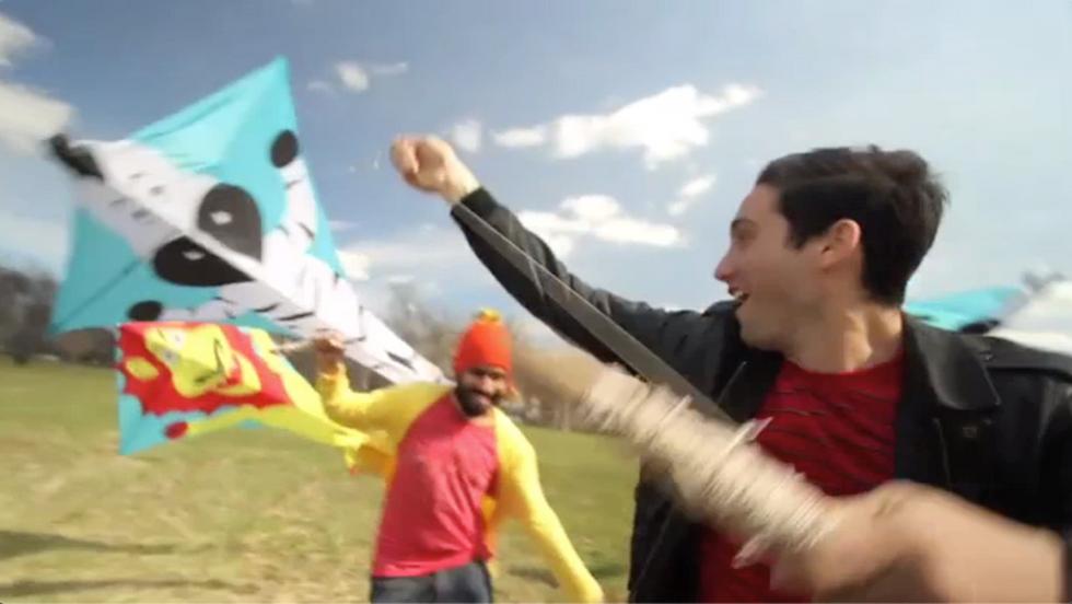 "Coca-Cola- ""Kites"""