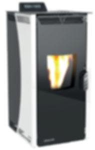 Estufa pellet flavia lincar 7 kW