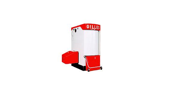 Caldera pellet automática Gilles Austria