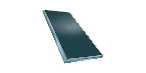 panel solar térmico agua caliente