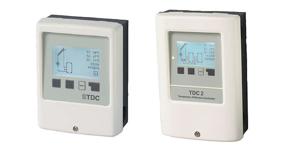 regulador solar Sorel STDC TDC2 alemania