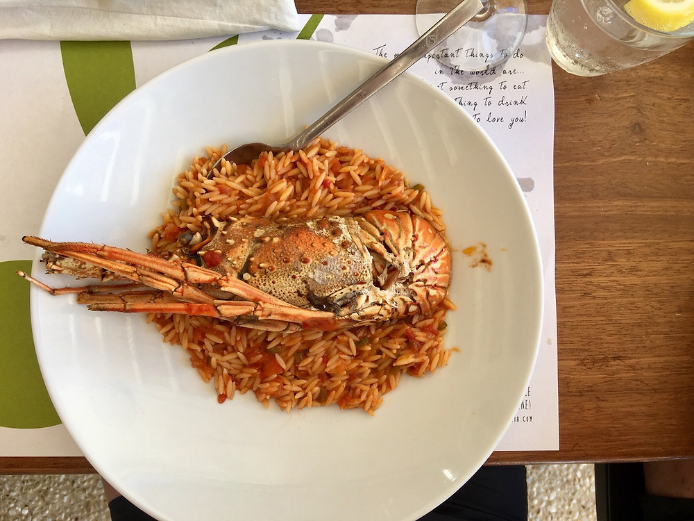 Thewaywesawit-Elia-Beach-Lobster-Pasta