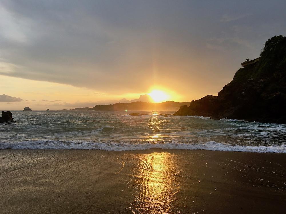 Thewaywesawit-playa-del-amor-sunset