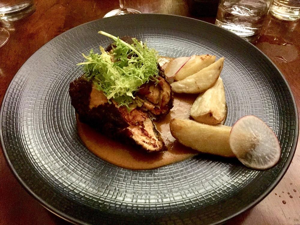 Chicken breast in Pitiona