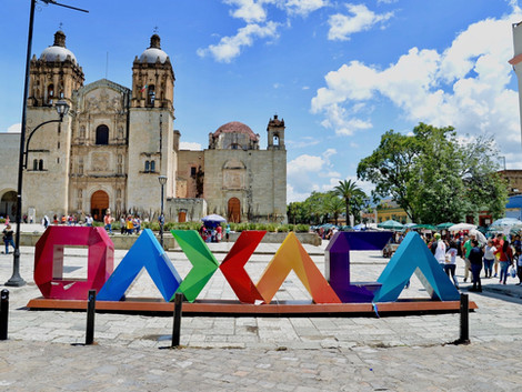 The Way We Saw Oaxaca