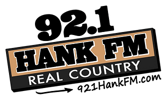 921 HANK FM - Color1 Black Numbers - Rea