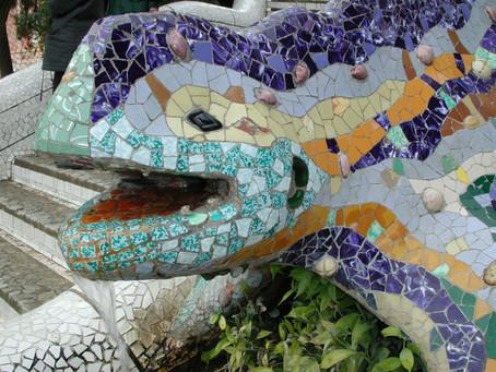 Willkommen in Barcelona, der Stadt der Drachen