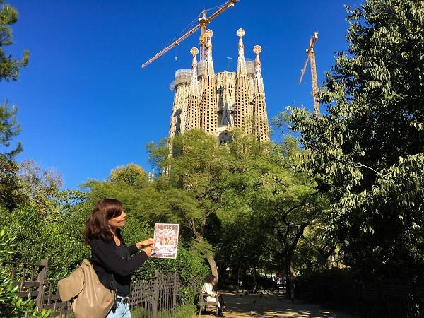 Sagrada Familia deutschsprachige Führung