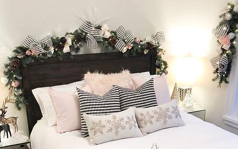 Bedroom Garland