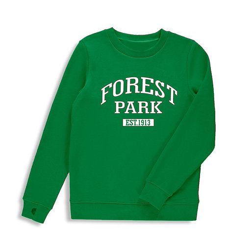 Forest Park Sweatshirt by Yellow Lamb