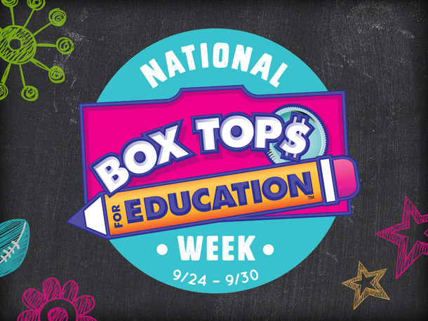It's National Box Tops Week!