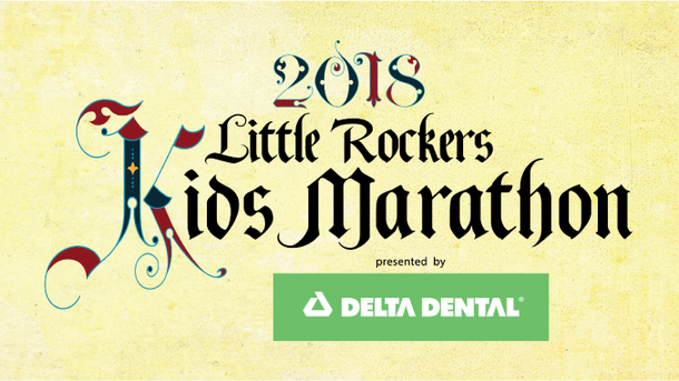Hit the Halfway Mark to the Little Rockers Marathon!