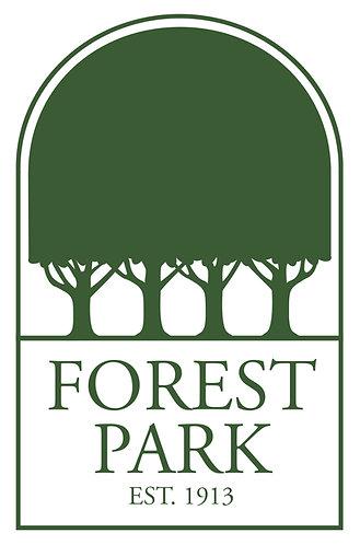 Forest Park Agenda Books