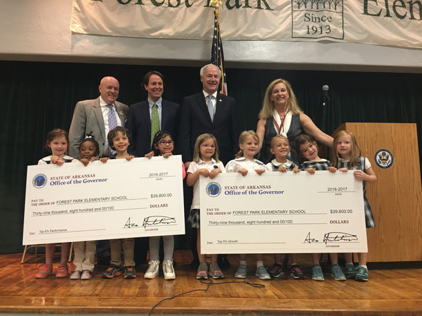 Forest Park Awarded for Academic Growth and Performance