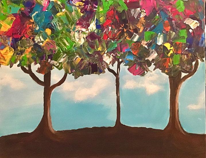 """Custom Trees Affirmations"""