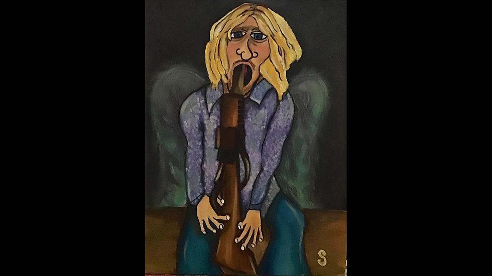 """""Testing Fate""   Kurt Cobain"