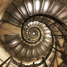 Ammonite Staircase