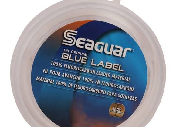 40LB. Seaguar Blue Label 25yrd. 100% Fluorocarbon