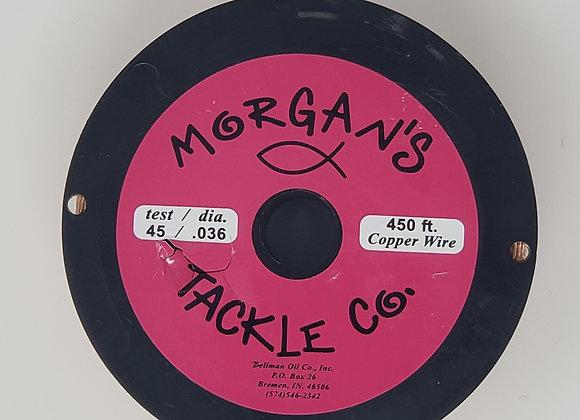 Morgan's Copper 45# 450 FT.