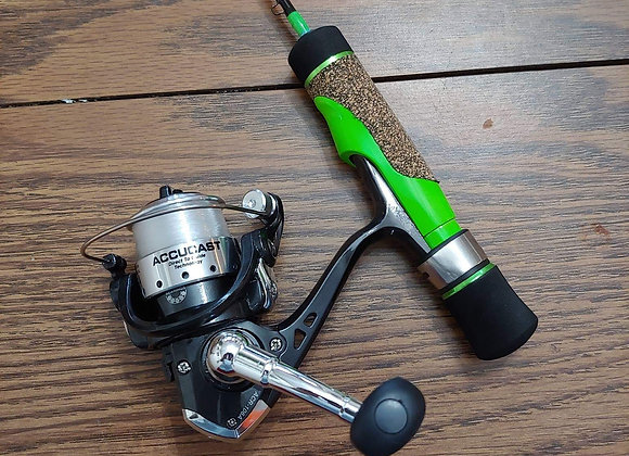 "Why Knot Pro Series Rod Combo 28"" Med. Light"