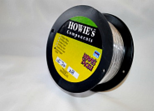 Howies Downrigger Cable 150LB. 300 FT.