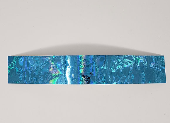 Blue Aurora Tape by Foot