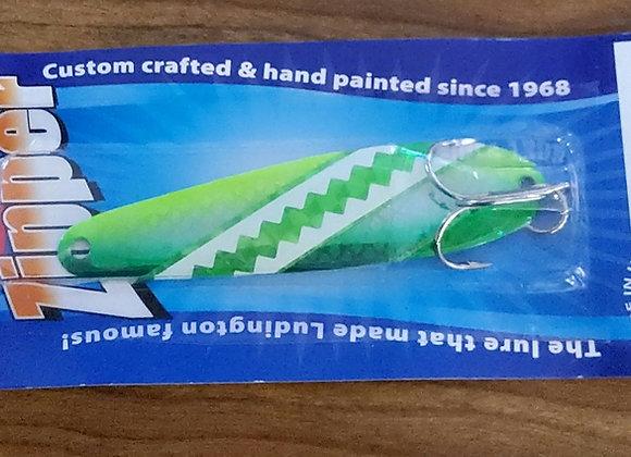 Yeck Zipper HOLO GREEN DOLPHIN GLOW Y66 540 S