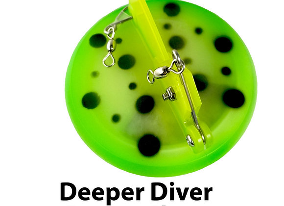 DW Deep Diver  SIZE 4  107mm